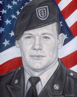 Green Beret Foundation | Memorial Wall
